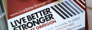 Live Better Stronger Identity