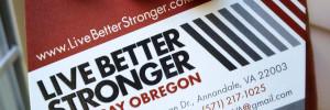 Live Better Stronger Identity